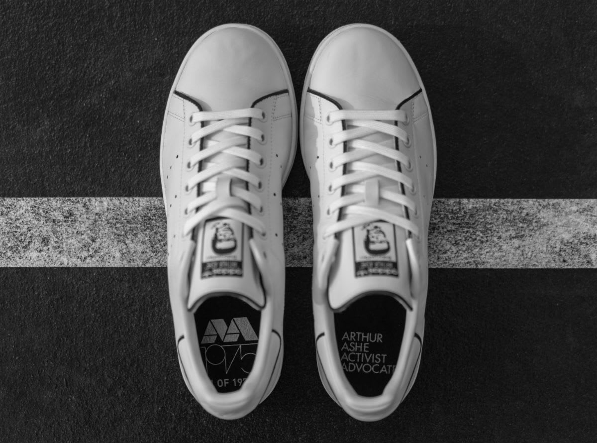 Adidas Arthur Ashe Stan Smith (1)
