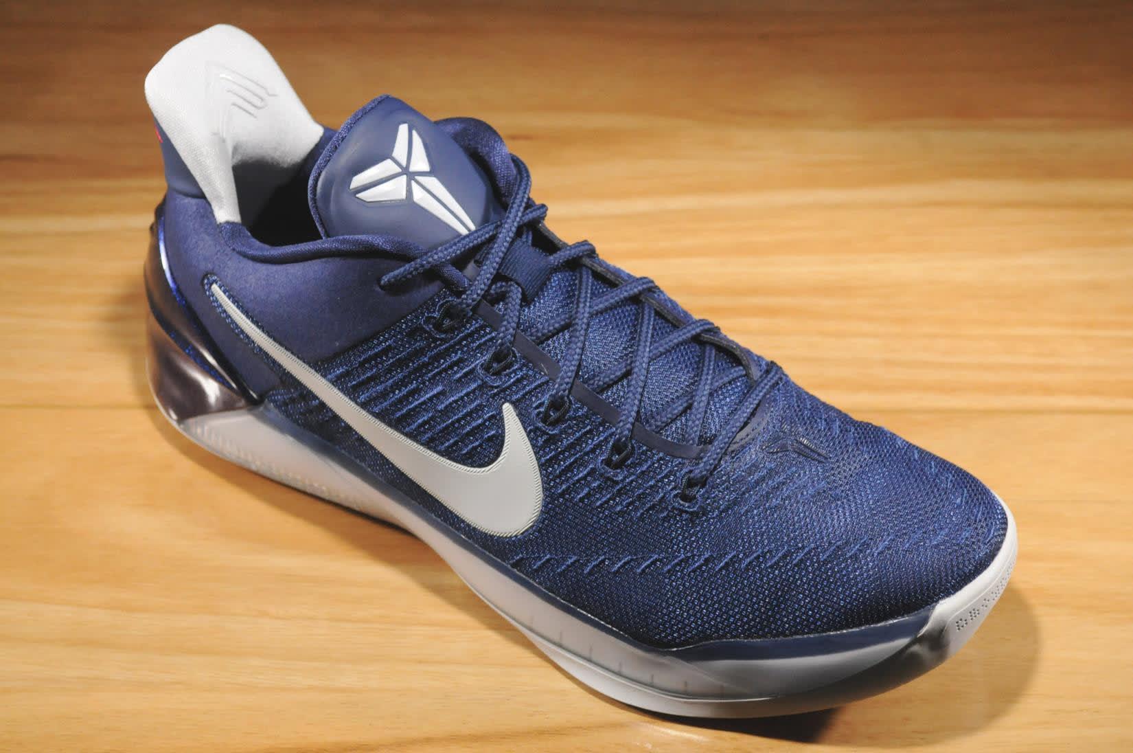 Nike Kobe AD Midnight Navy Lateral 852425-406