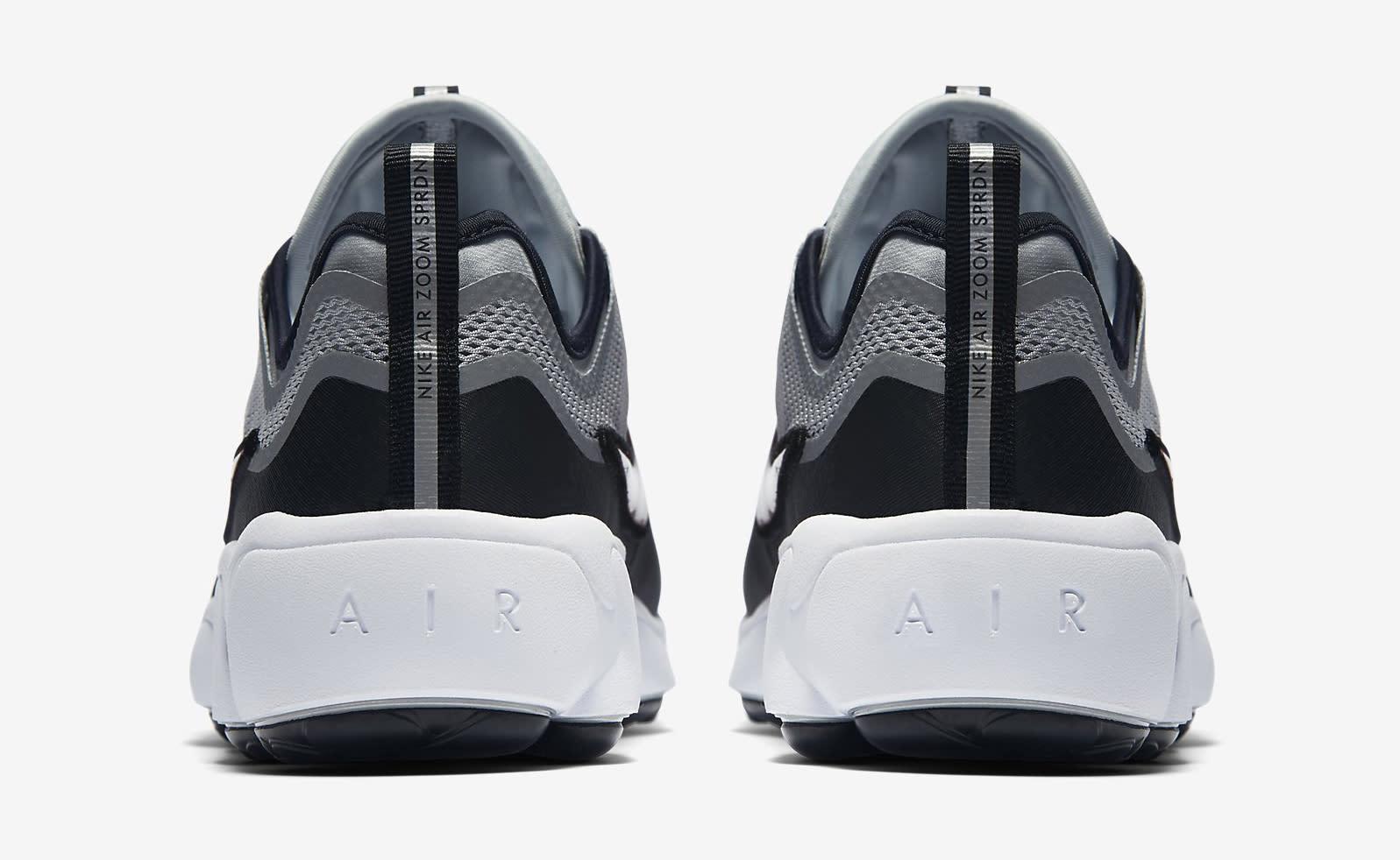 Nike Air Zoom Spiridon Ultra OG 876267-001 Heel