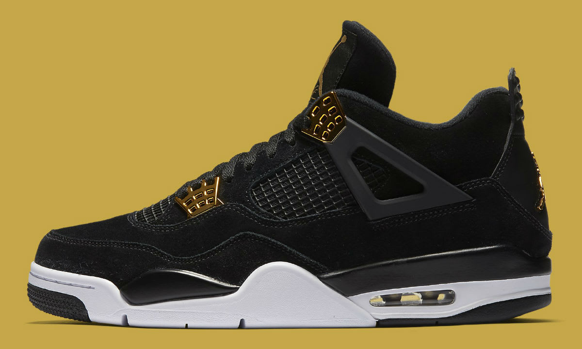 Air Jordan 4 Royalty Release Date Profile 308497-032