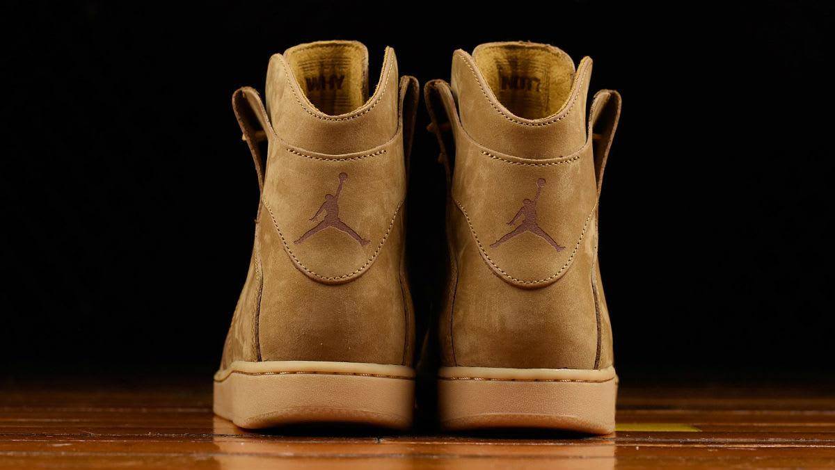 Jordan Westbrook 0.2 Wheat Heel 854563-704