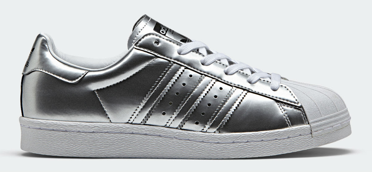 Adidas Superstar Boost Womens Silver Release Date Profile BB2271