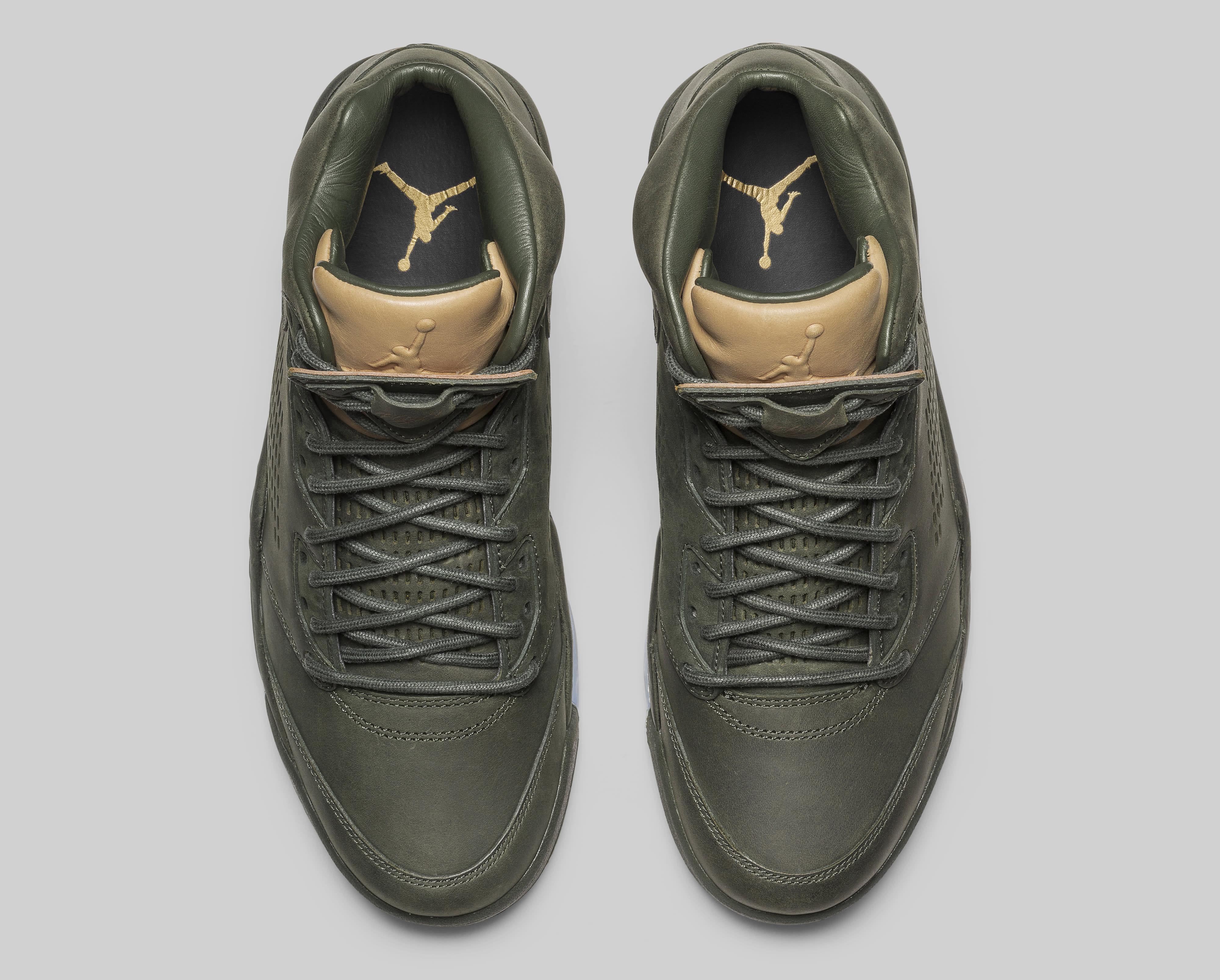 983a6f8a17bb Image via Nike Take Flight Air Jordan 5 881432-305 Top
