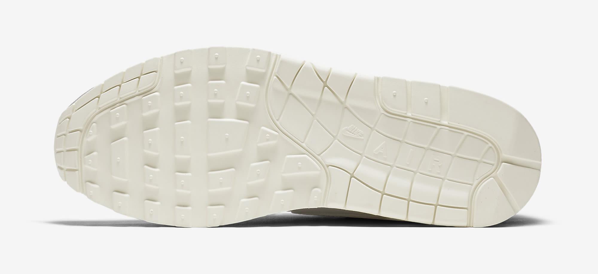 Nike Air Max 1 Pinnacle Leather Ocean Fog Blue Sail 859554-400 Sole