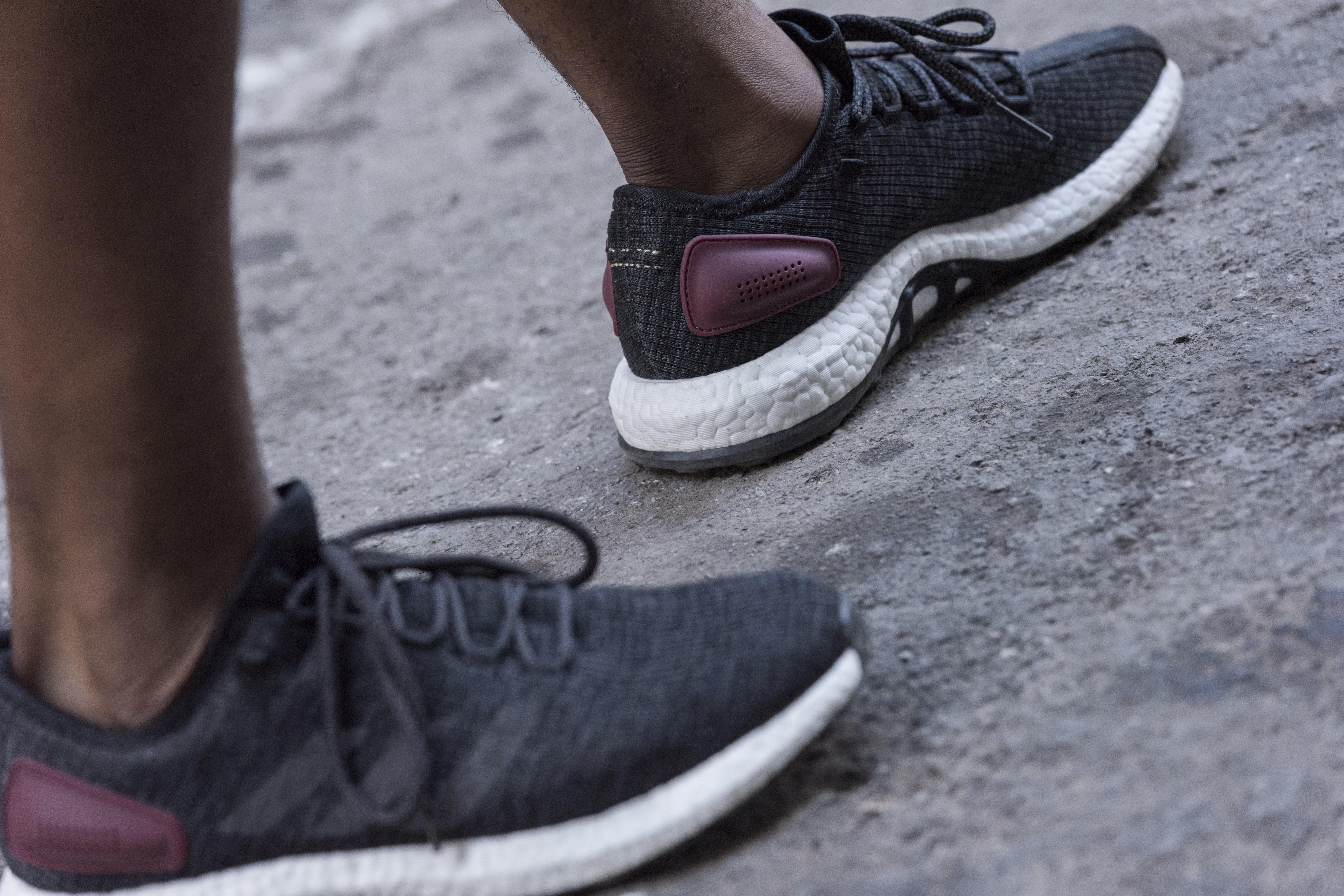 Adidas Pure Boost Primeknit Release