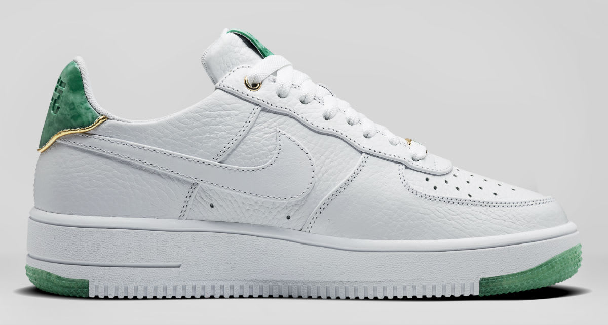 nike air force 1 jade stone damen
