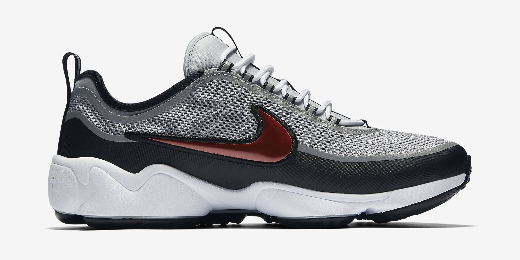59436898792d Image via Nike Nike Air Zoom Spiridon Ultra OG 876267-001 Medial