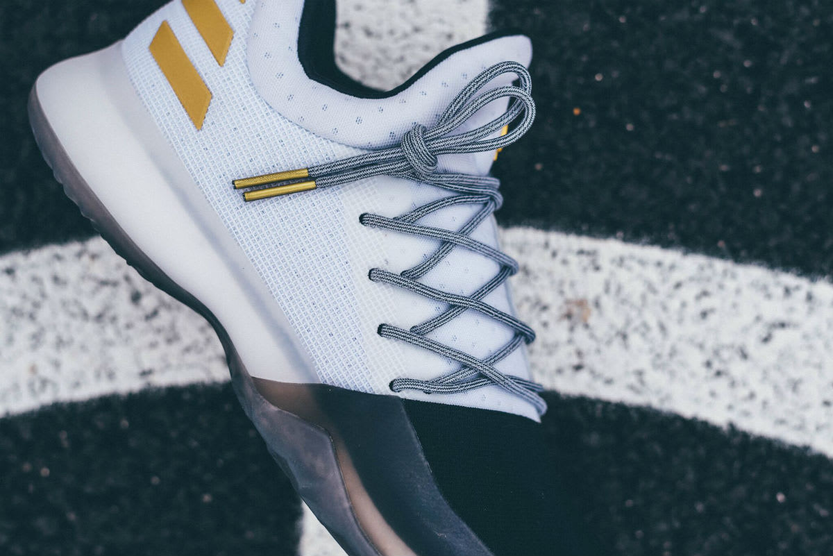 Adidas Harden Vol. 1 Disruptor Release Date Medial BW0552