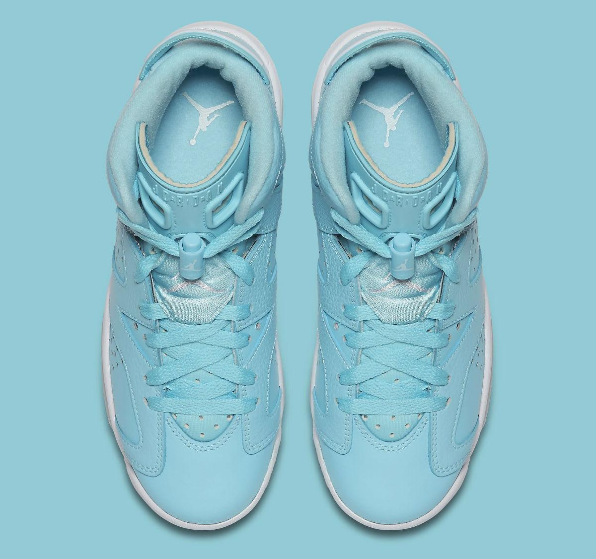 Air Jordan 6 Pantone GG Release Date Top 543390-407