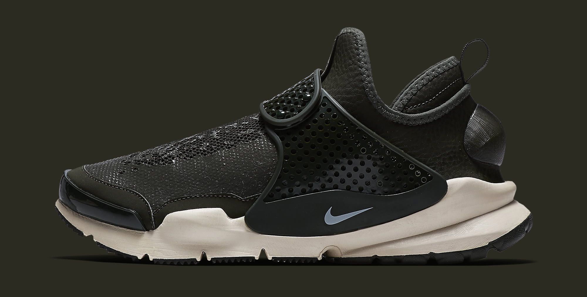 sports shoes 766db 6eef5 Stone Island Nike Sock Dart Mid | Sole Collector