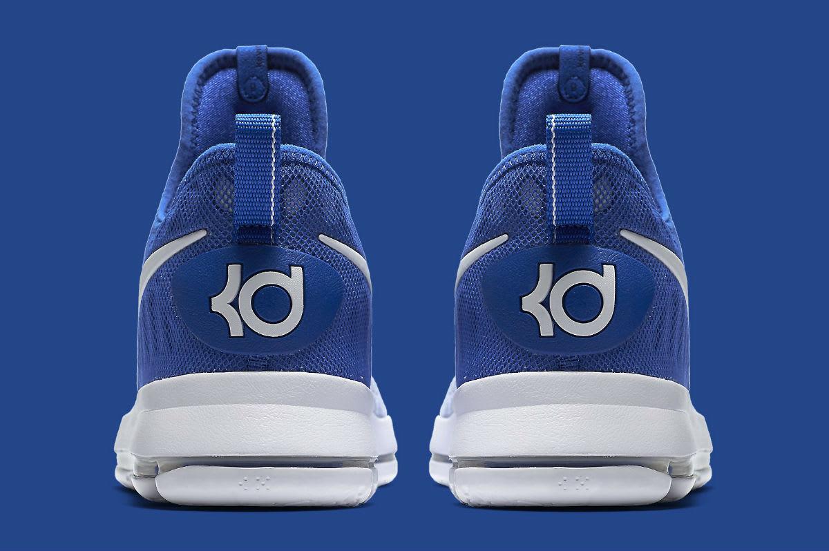 Nike KD 9 Home II Release Date Heel 843392-411