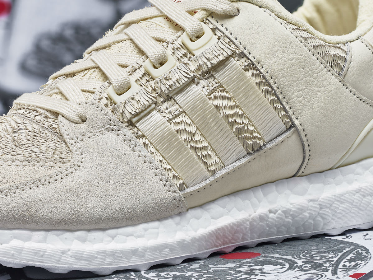 Adidas EQT Support Ultra Boost CNY Year of the Rooster Lateral