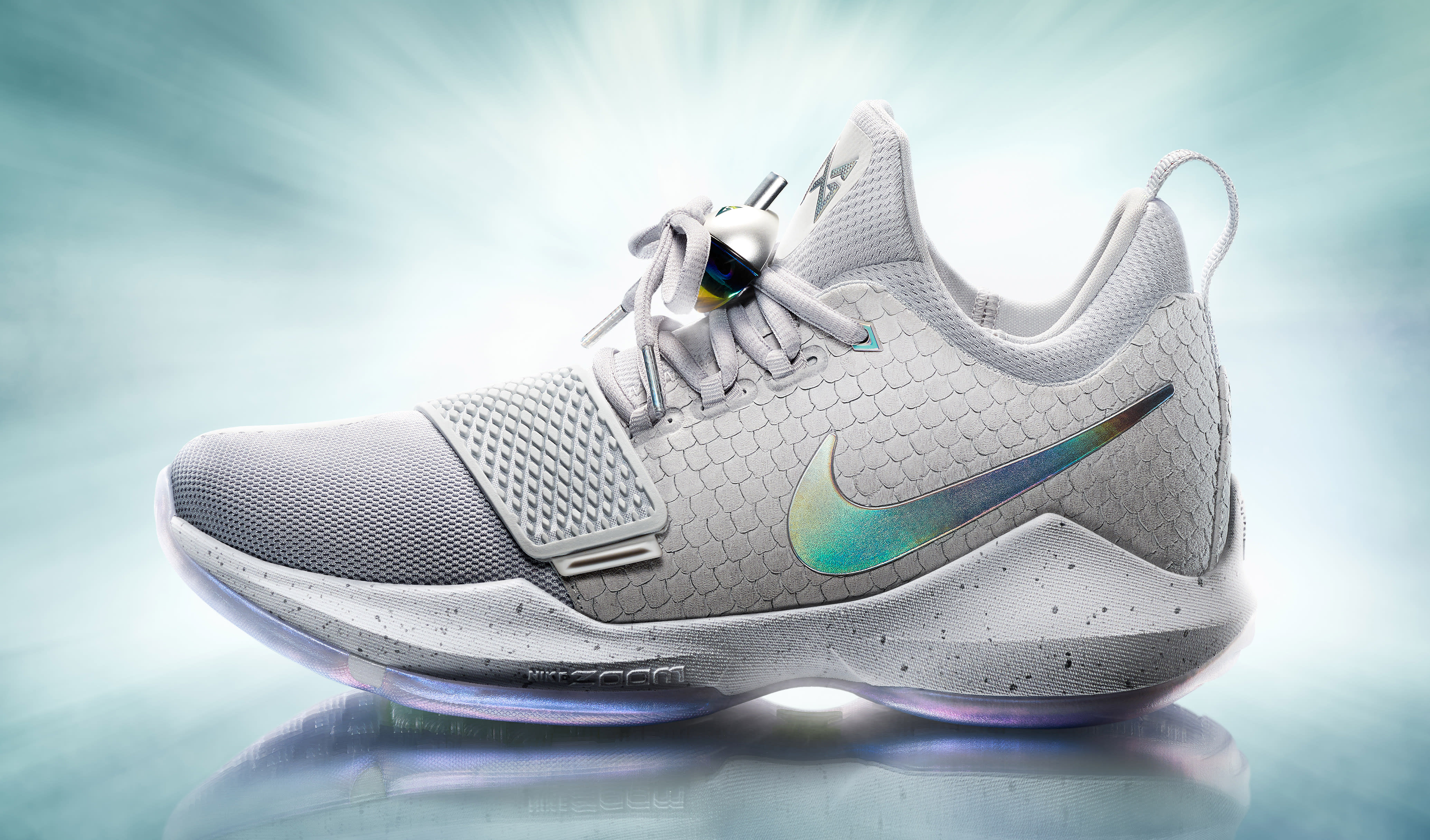 Nike Paul George Shoe Profile
