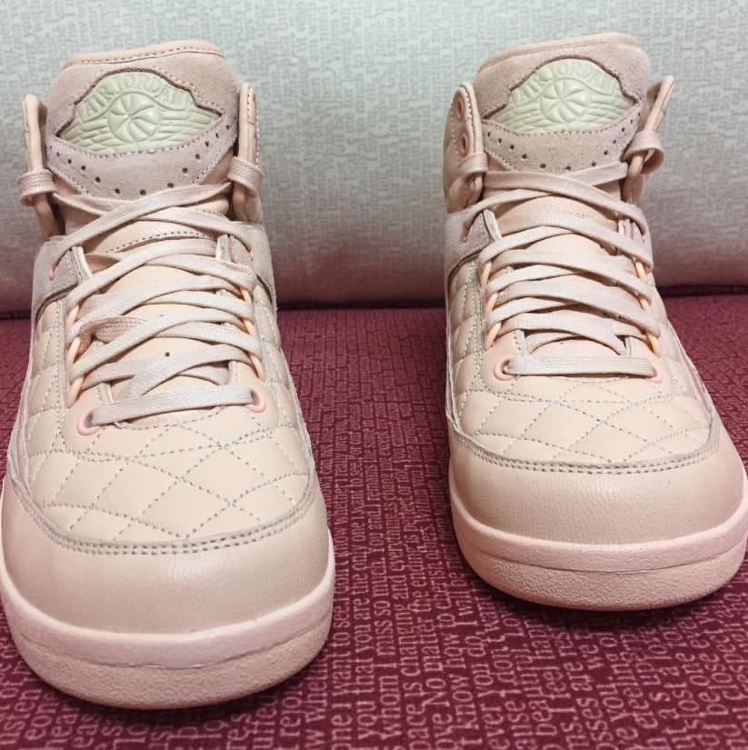Don C Jordan 2 Pink