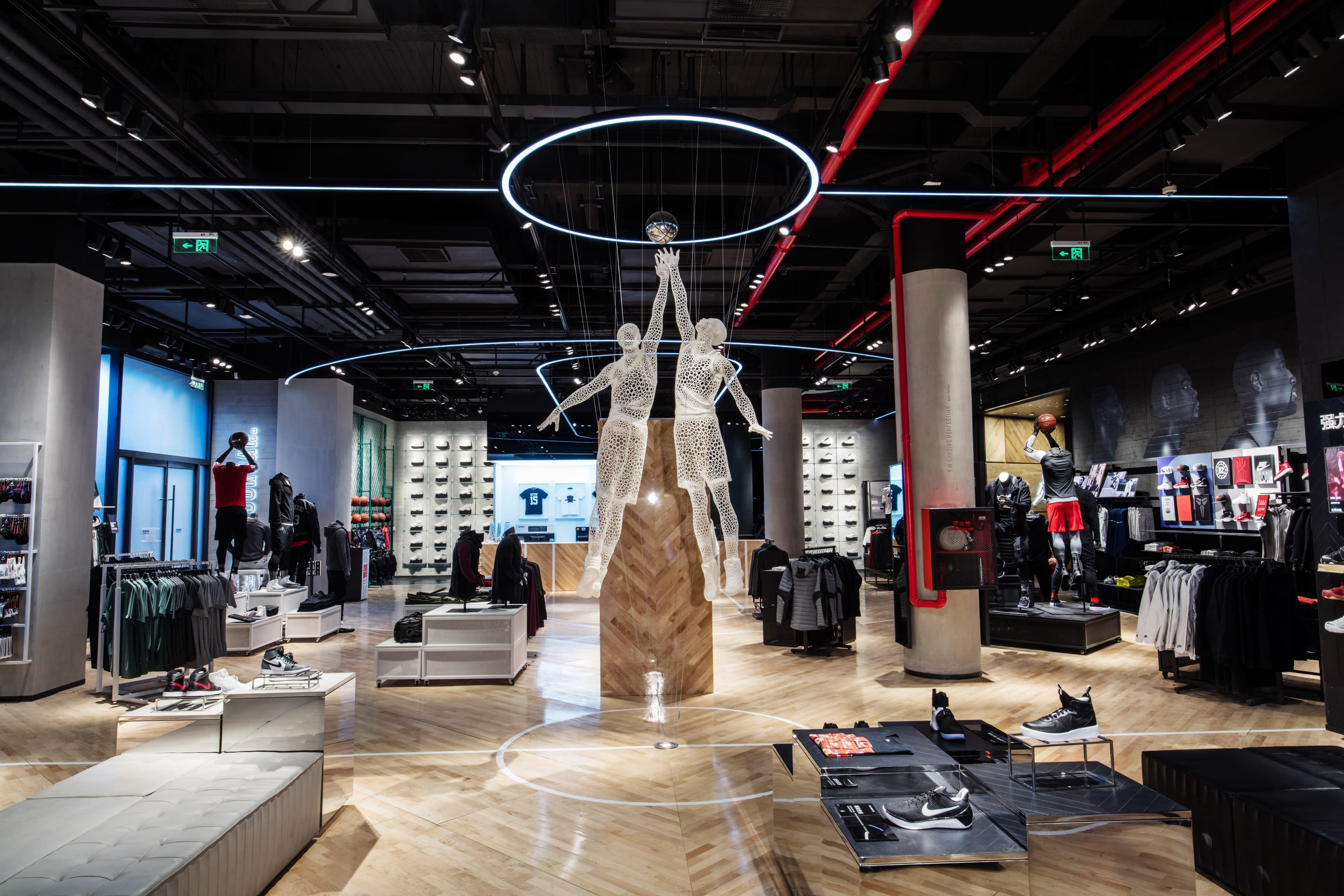 Nike Air Jordan Store Beijing 8