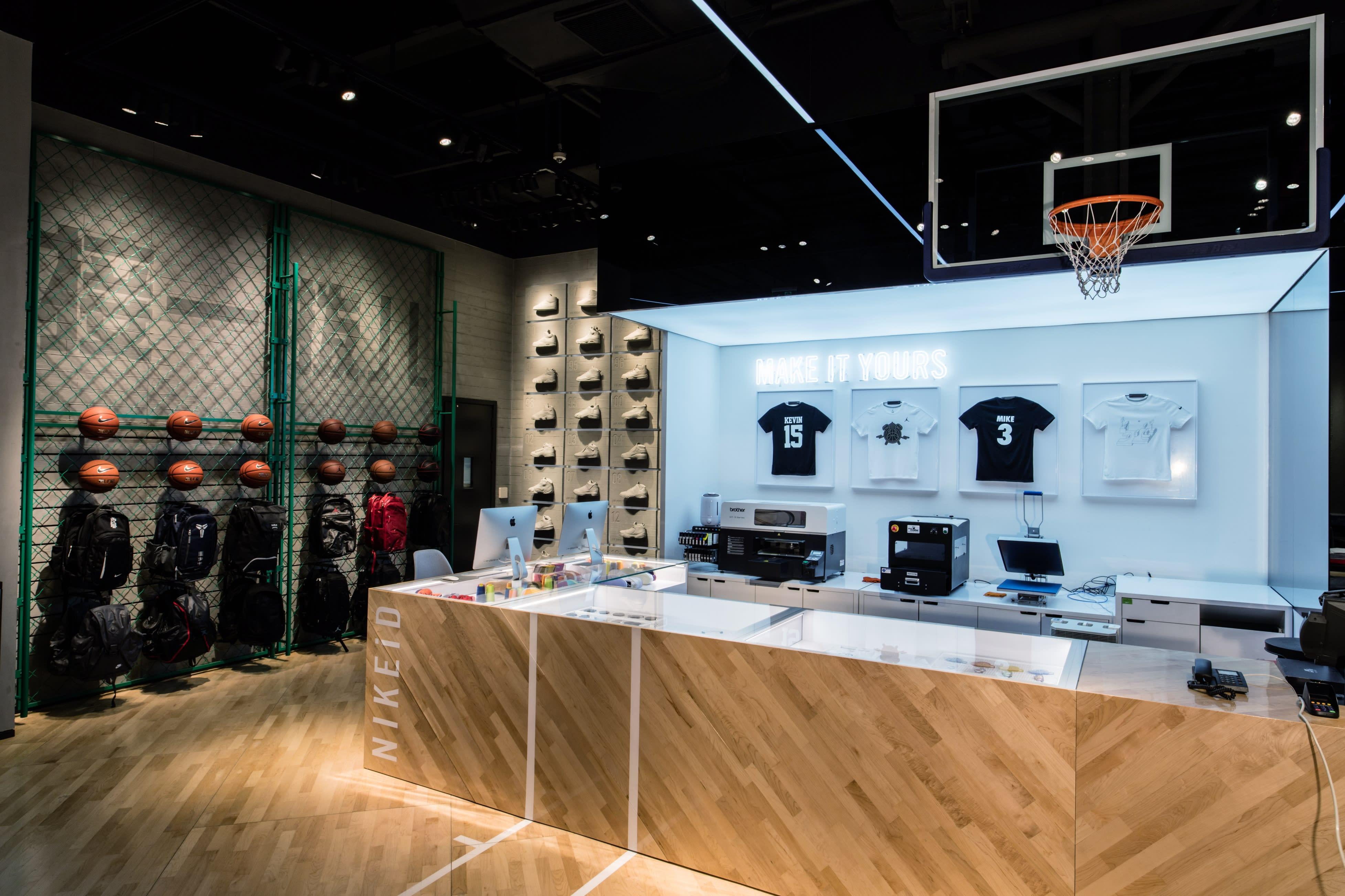 Nike Air Jordan Store Beijing 3