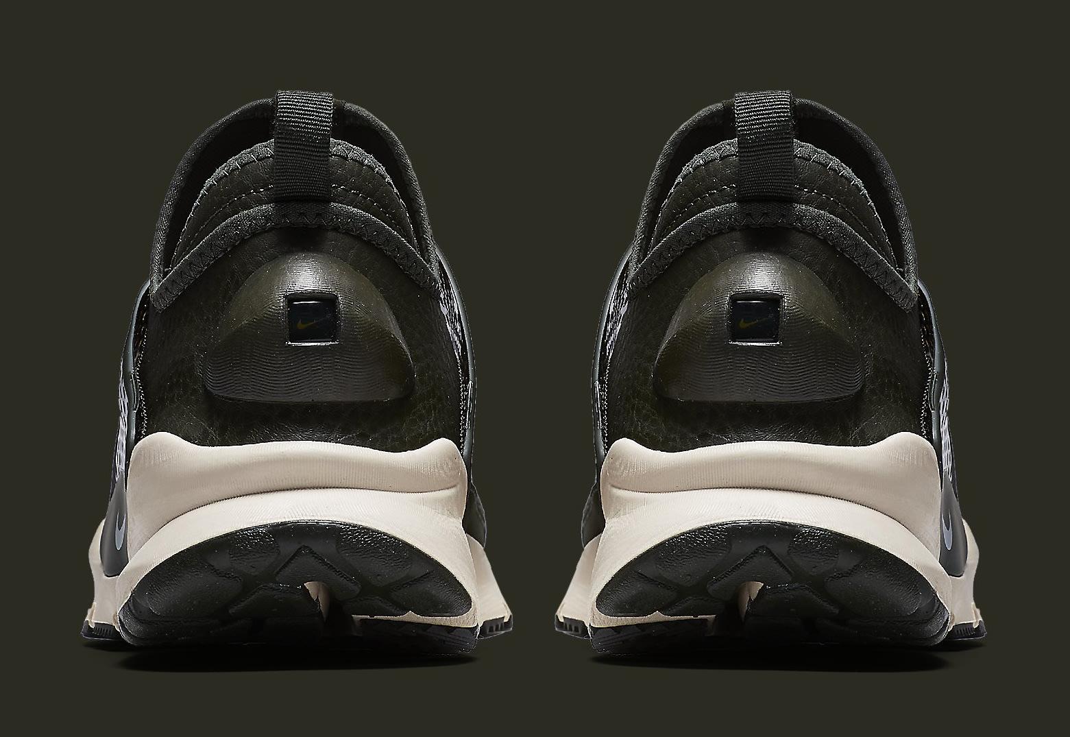 Stone Island Nike Sock Dart 910090-300 Heel