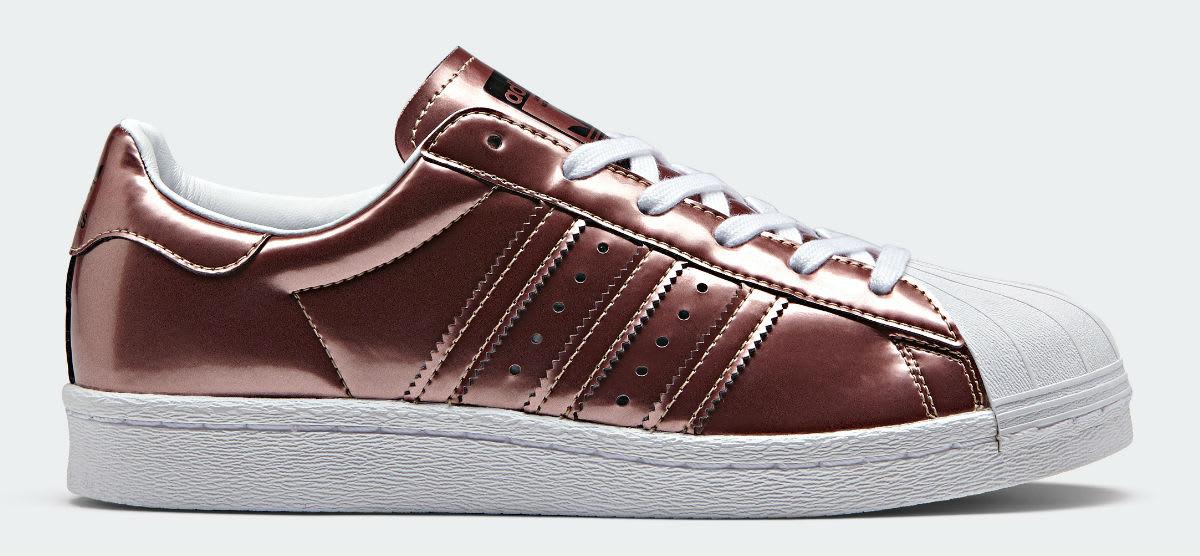 Adidas Superstar Boost Womens Bronze Release Date Profile BB2270