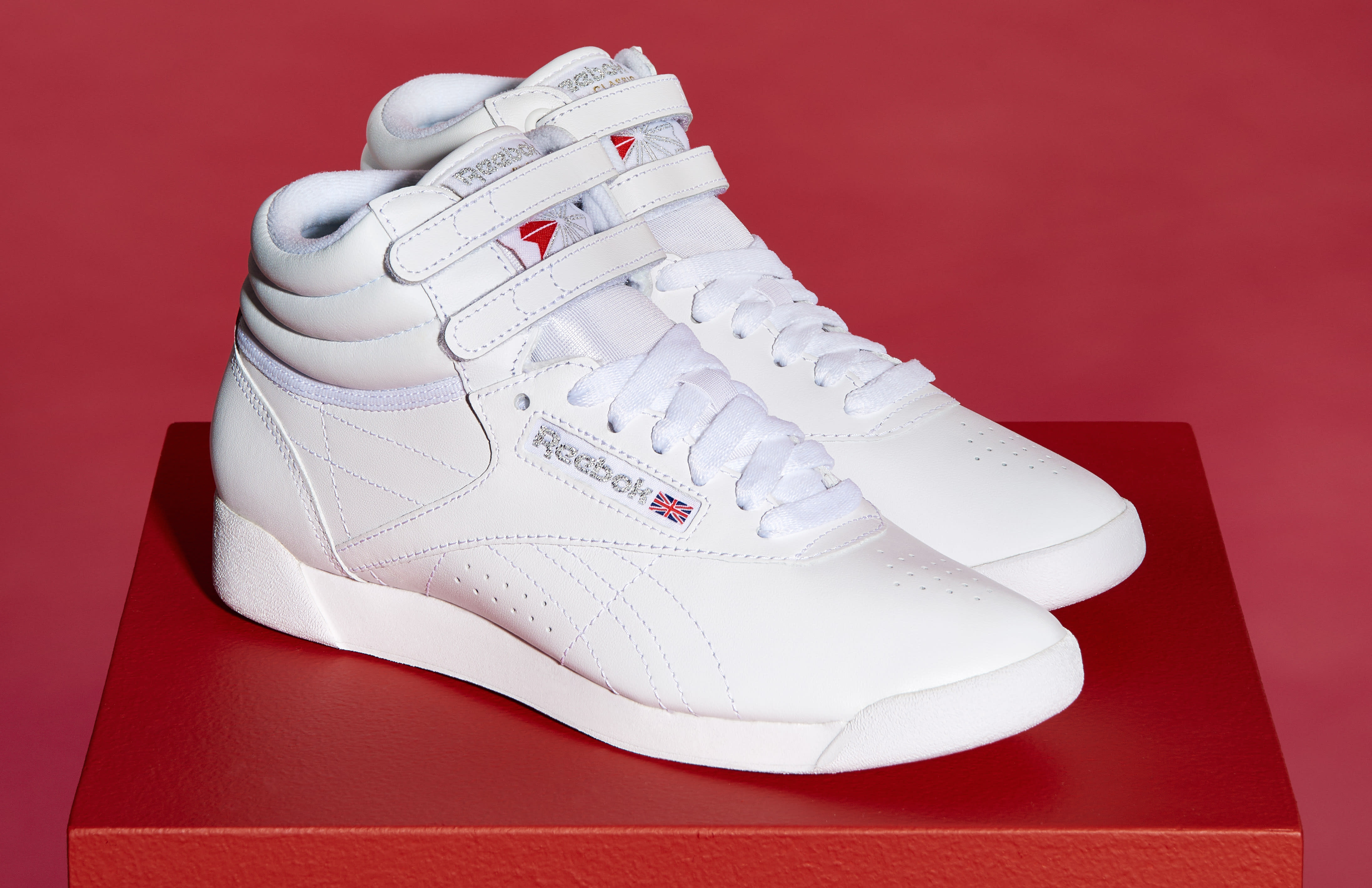 Reebok Freestyle White