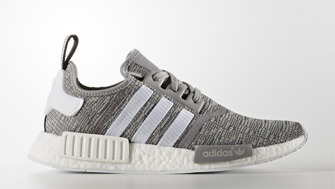 adidas NMD_R1 Grey Glitch Sole Collector Release Date Roundup