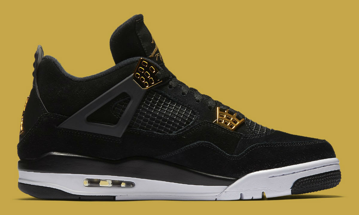 Air Jordan 4 Royalty Release Date Medial 308497-032