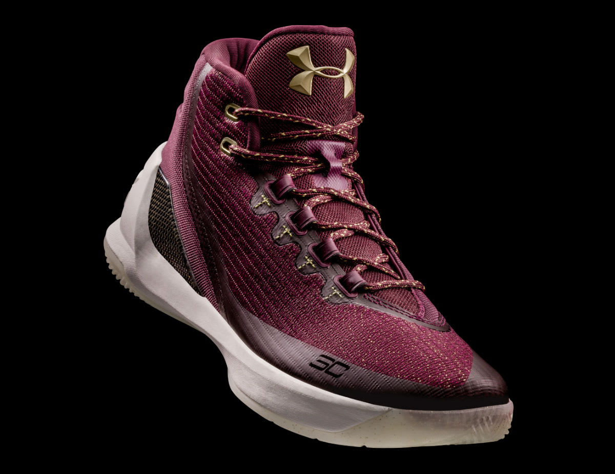 Under Armour Curry 3 Magi Release Date Toe