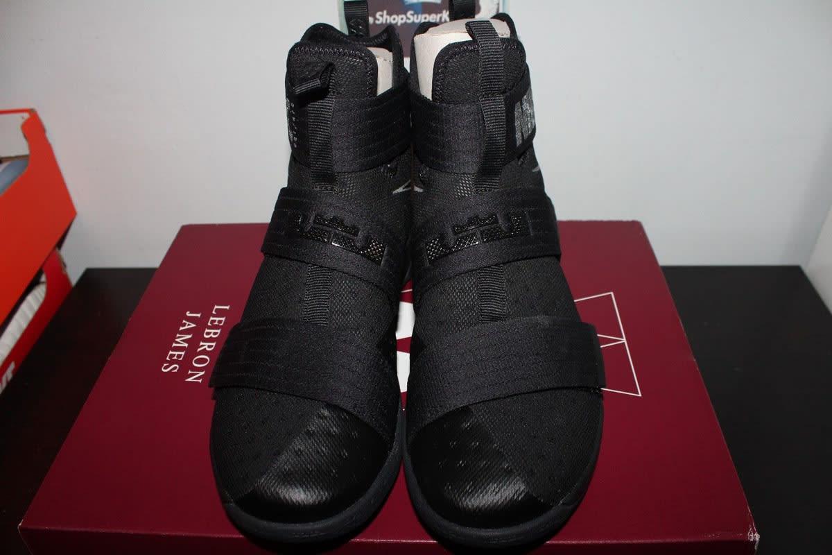Nike LeBron Soldier 10 NYC Blackout (3)