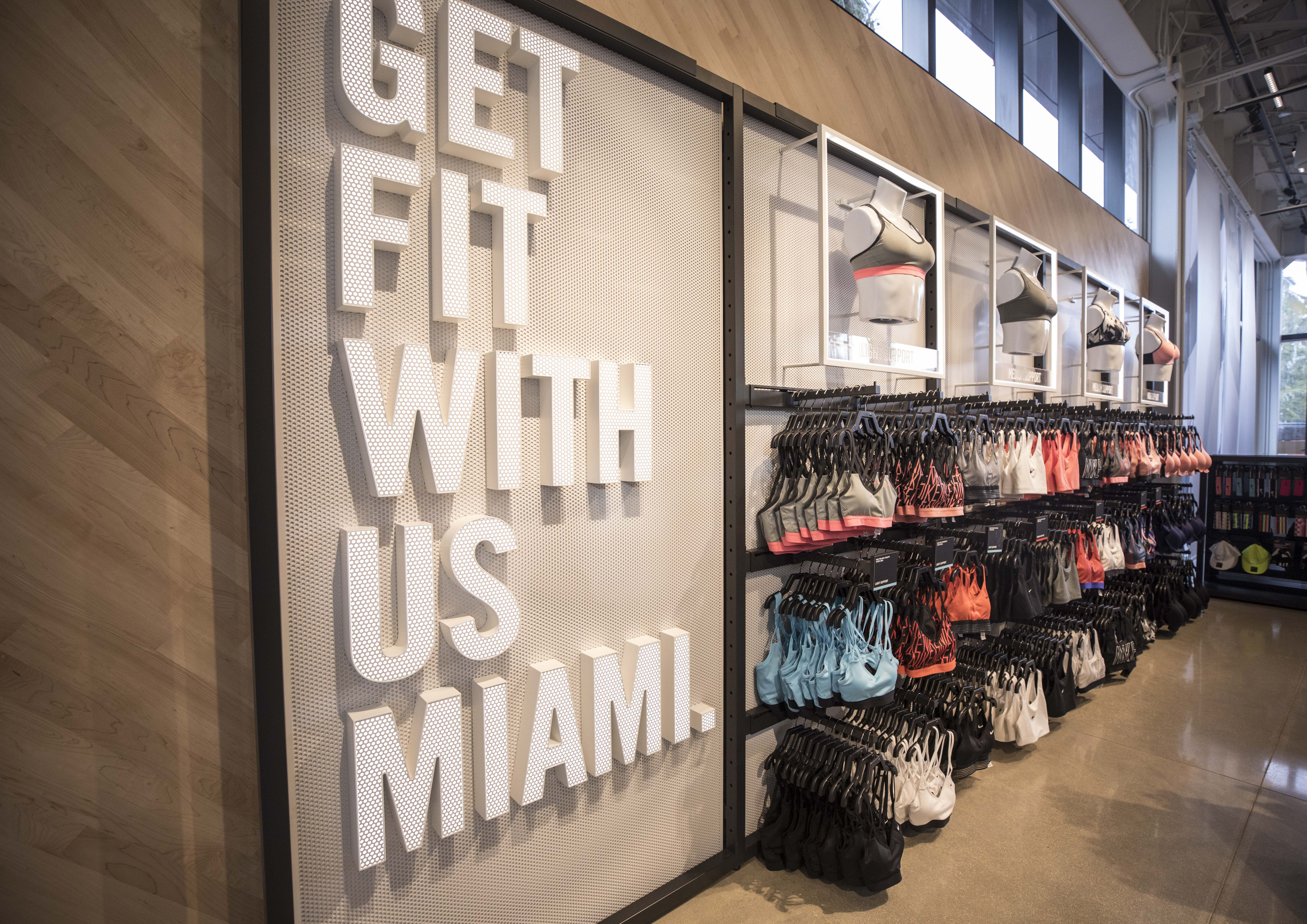 Nike Miami Store Opening | Sole Collector
