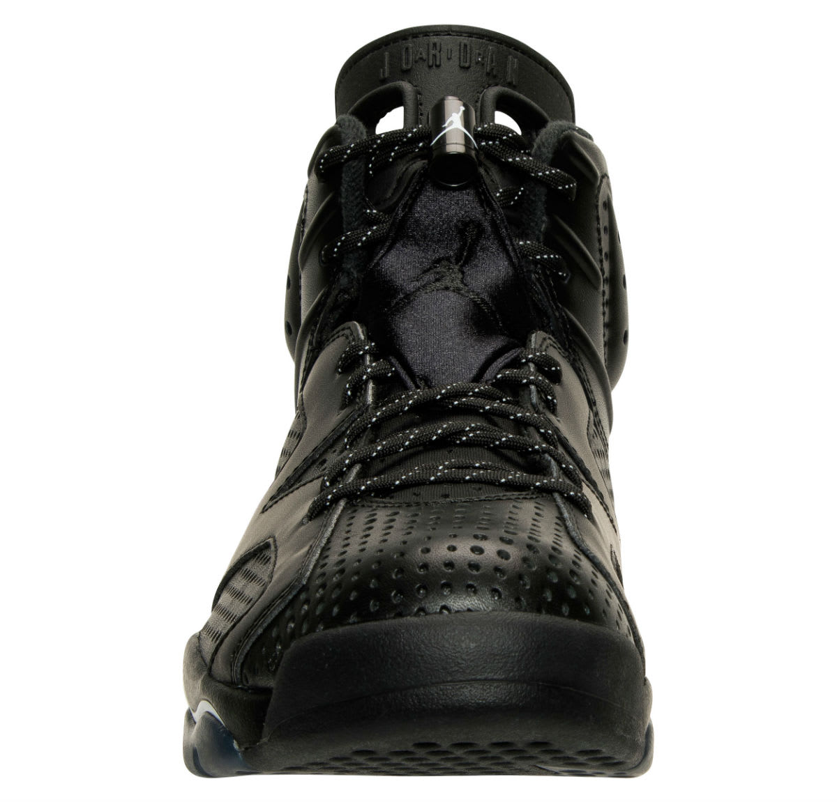 Air Jordan 6 Black Cat Release Date Front 384664-020