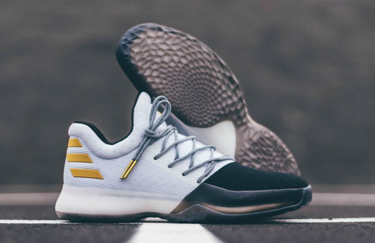 Adidas Harden Vol. 1 Disruptor Release Date Sole BW0552