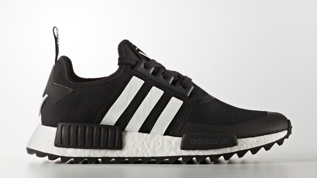3c623156ad65 adidas NMD R1 Trail White Moutaineering Core Black Sole Collector Release  Date Roundup