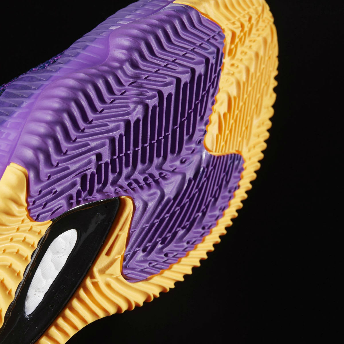 Adidas Crazylight Boost Swaggy P Lakers Outsole BB8175