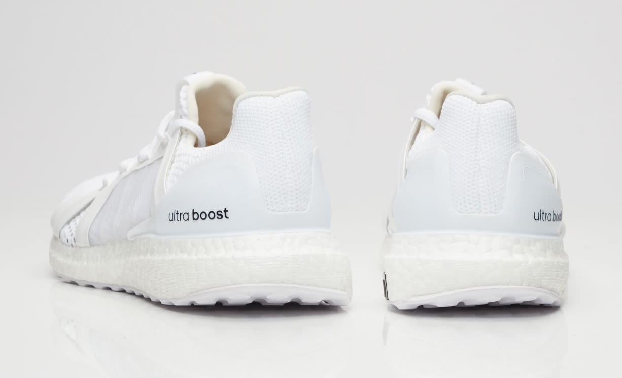 Stella McCartney Adidas Ultra Boost Triple White BB0820 Back