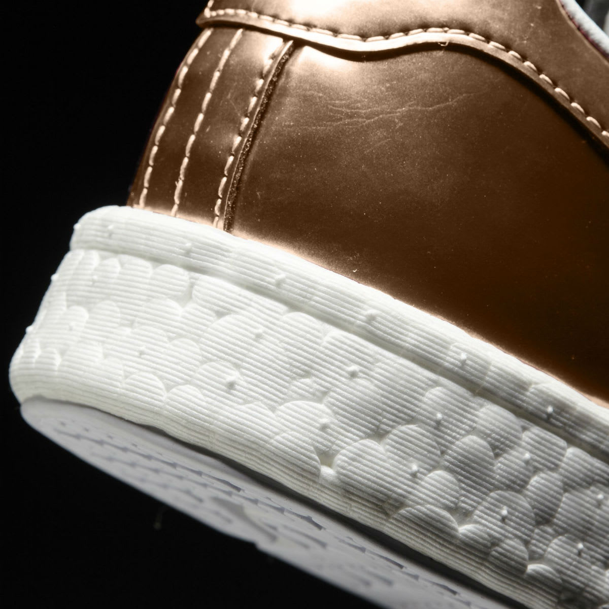 Adidas Stan Smith Boost Copper Heel BB0108