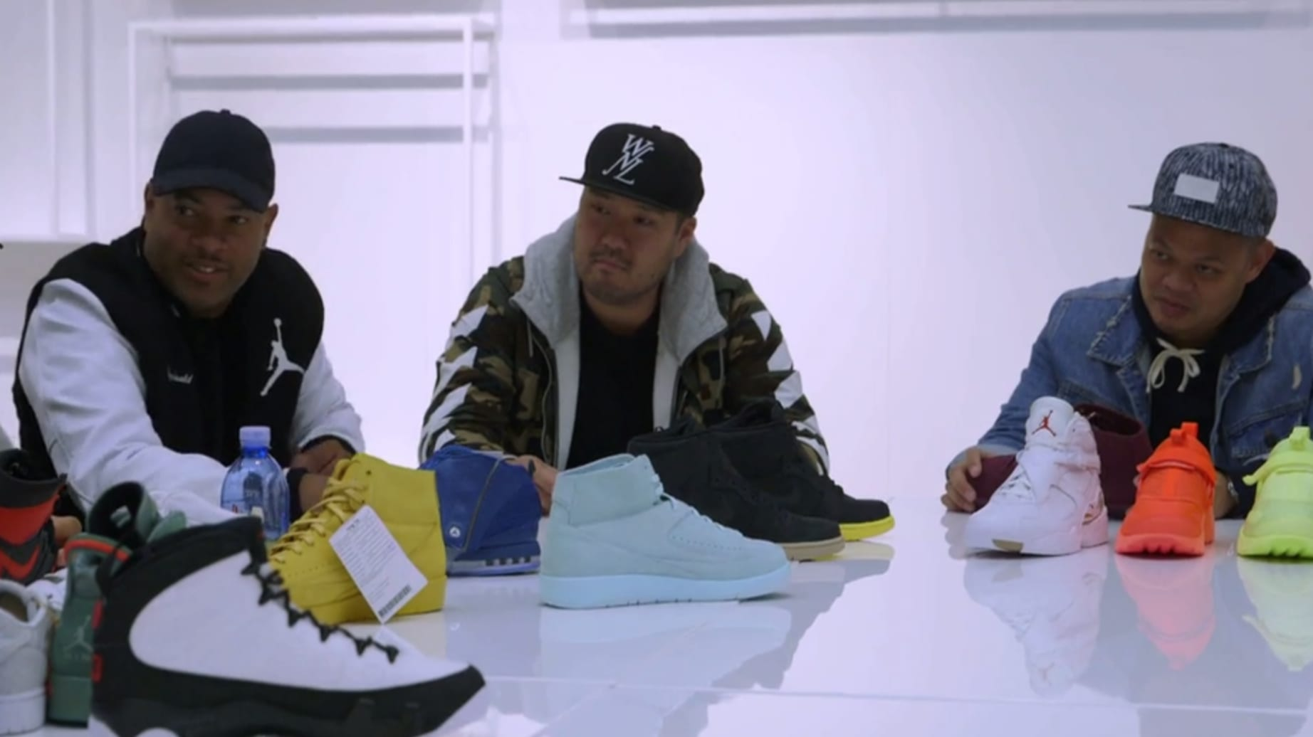 Unreleased Air Jordan Samples 3