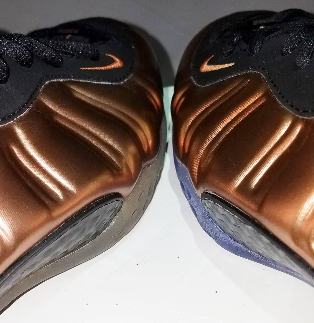 Nike Foamposite Copper 2017 vs. 2010 Comparison (12)