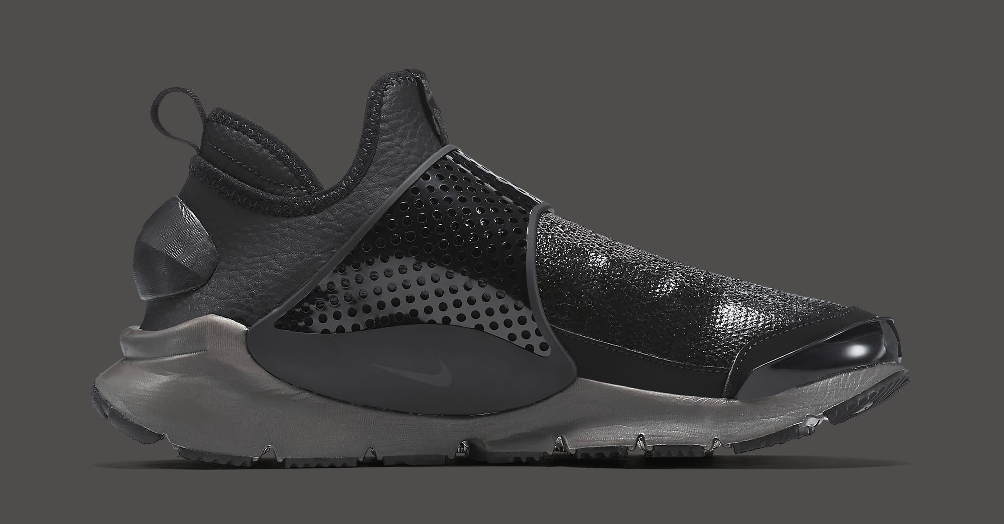 Stone Island Nike Sock Dart 910090-001 Medial