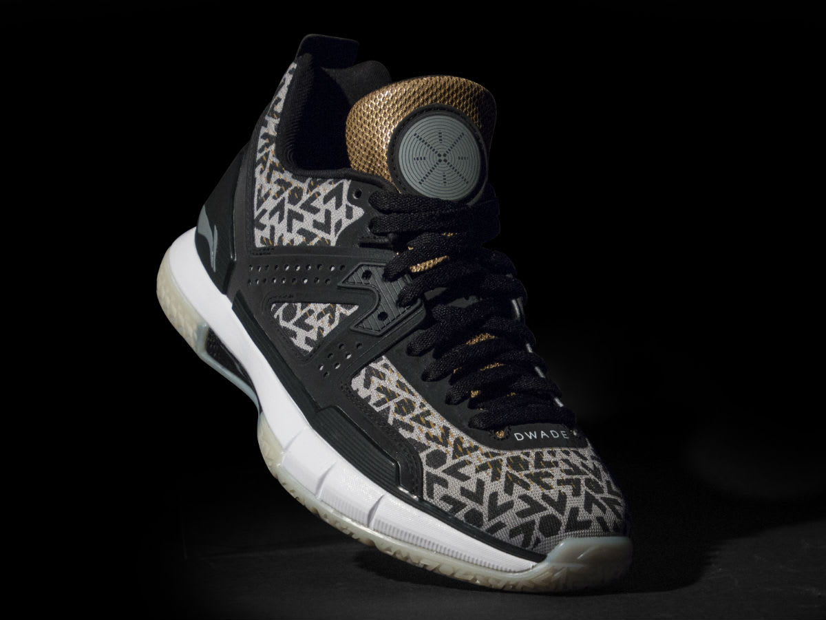 Li-Ning Way of Wade Birthday Release Date Toe