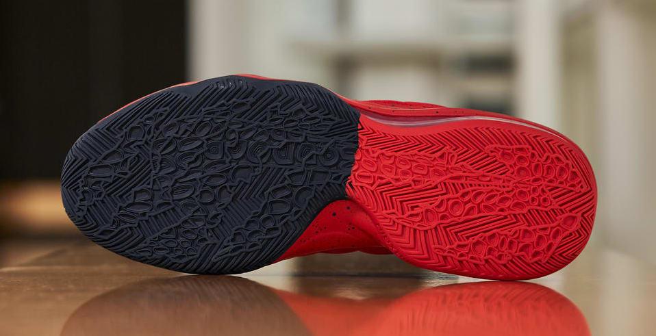 Anthony Davis Nike Bryce Dejean Jones Sneakers Sole