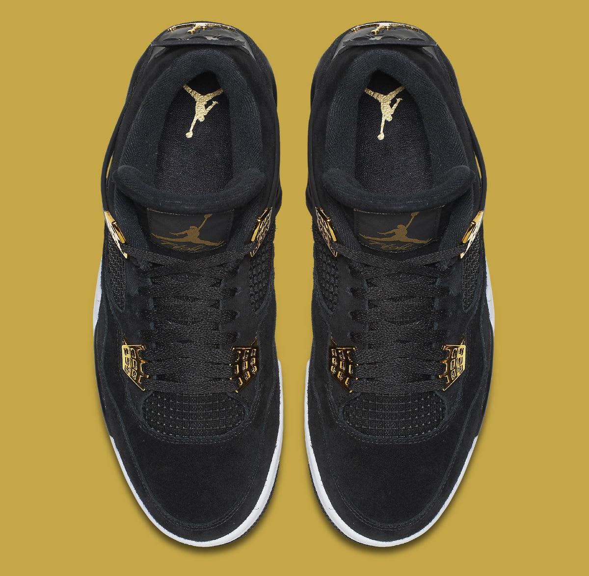 Air Jordan 4 Royalty Release Date Top 308497-032
