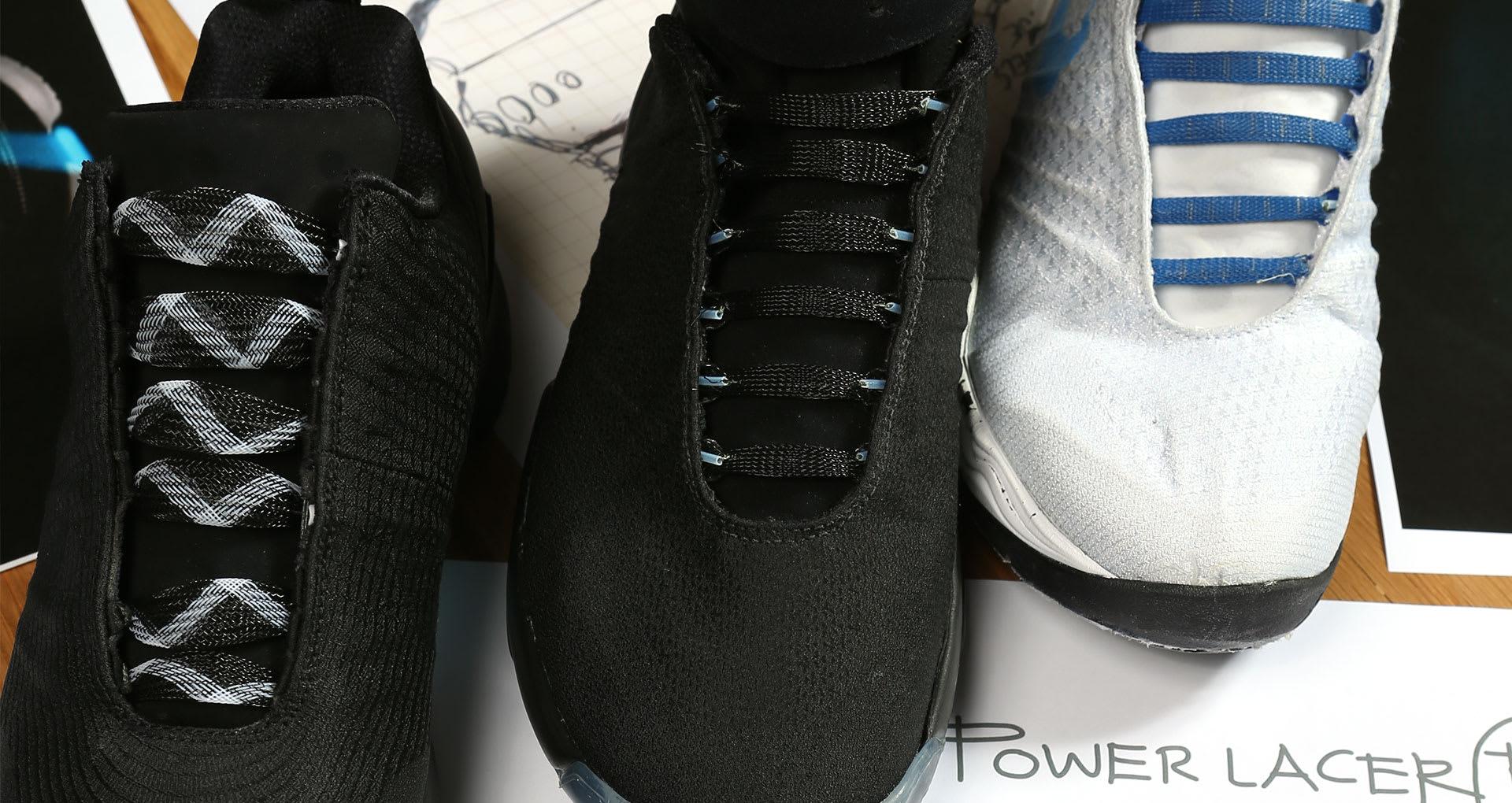 Nike HyperAdapt Prototype 3