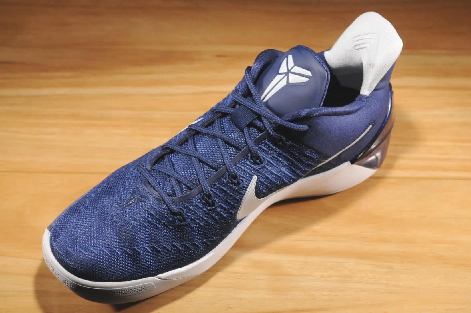 Nike Kobe AD Midnight Navy Medial 852425-406