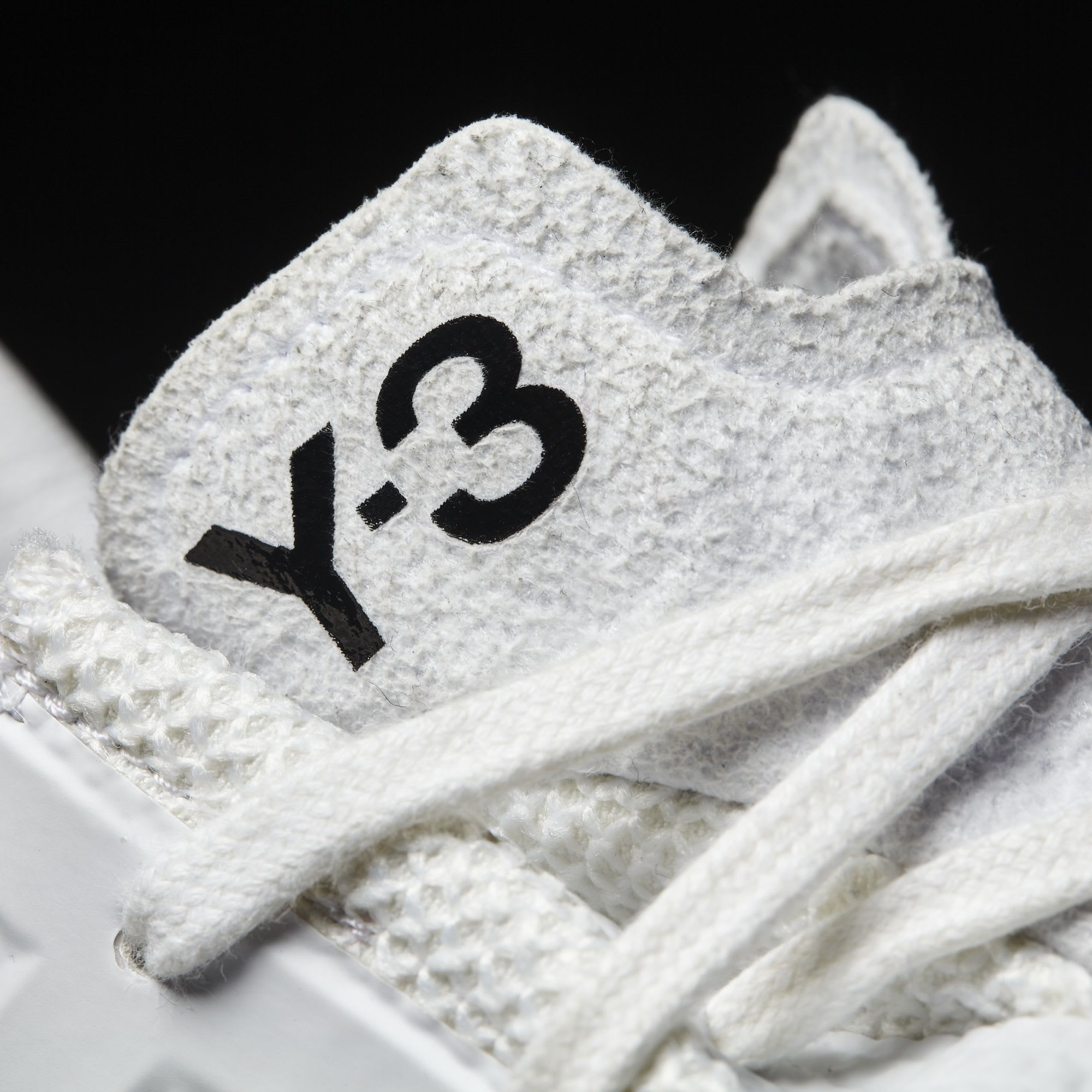 6d4839f0a18 Image via Adidas Adidas Y3 Pureboost White BY8955 Tongue