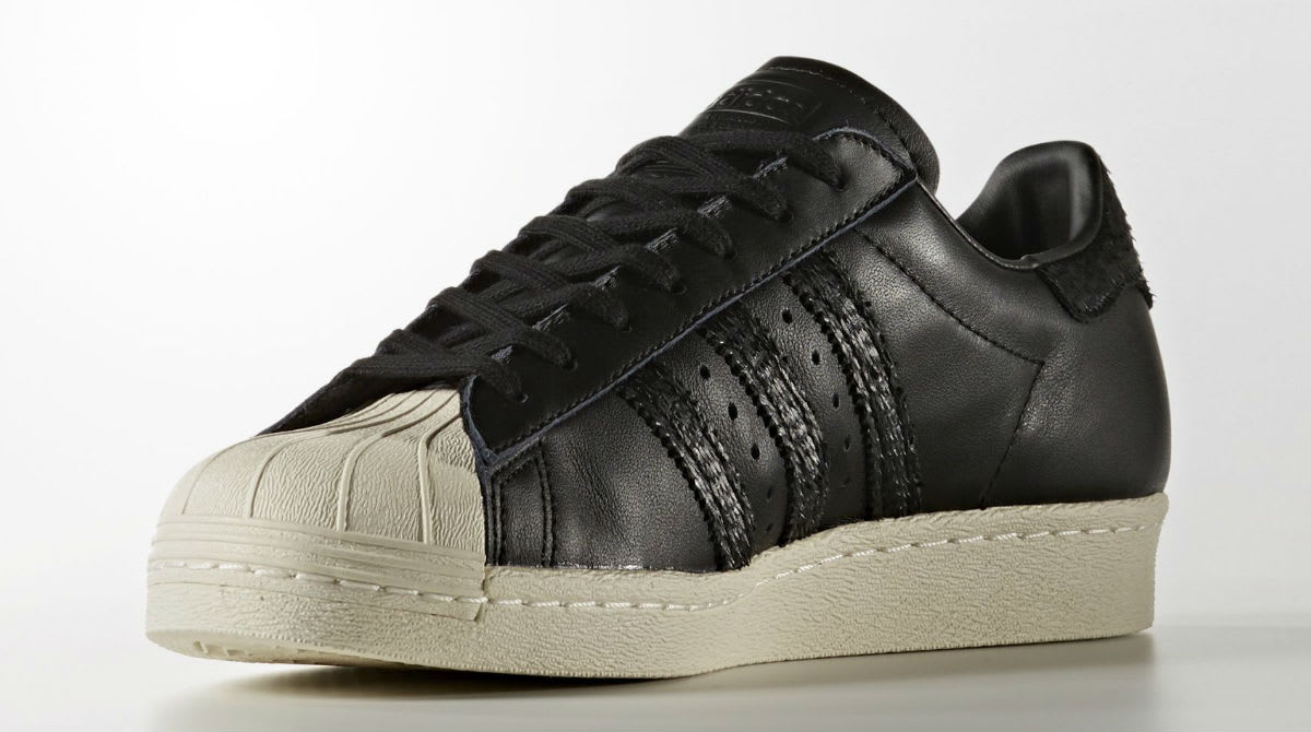 Adidas Superstar CNY Year of the Rooster Release Date Medial BA7778