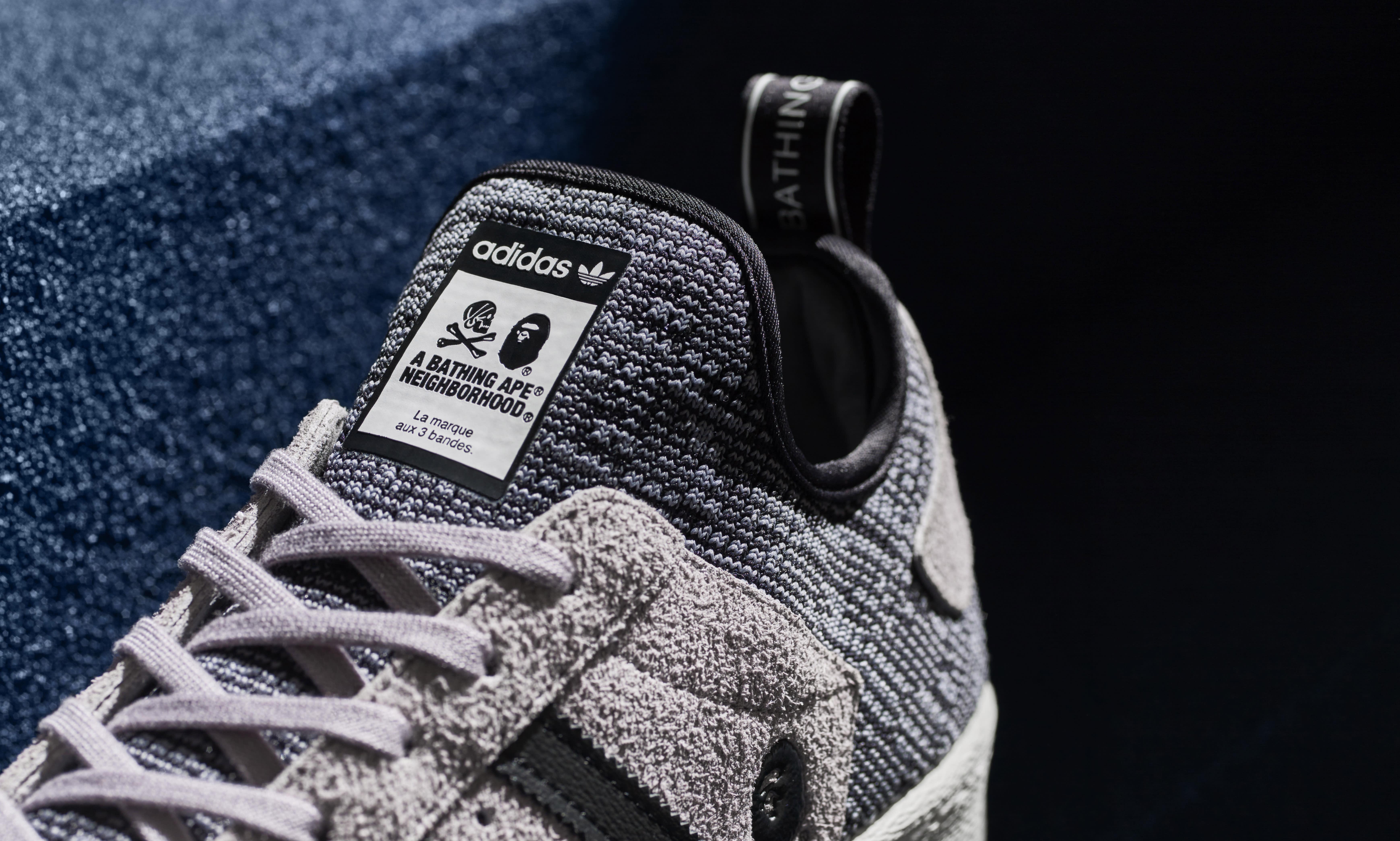 Bape Neighborhood Adidas Superstar Boost 4