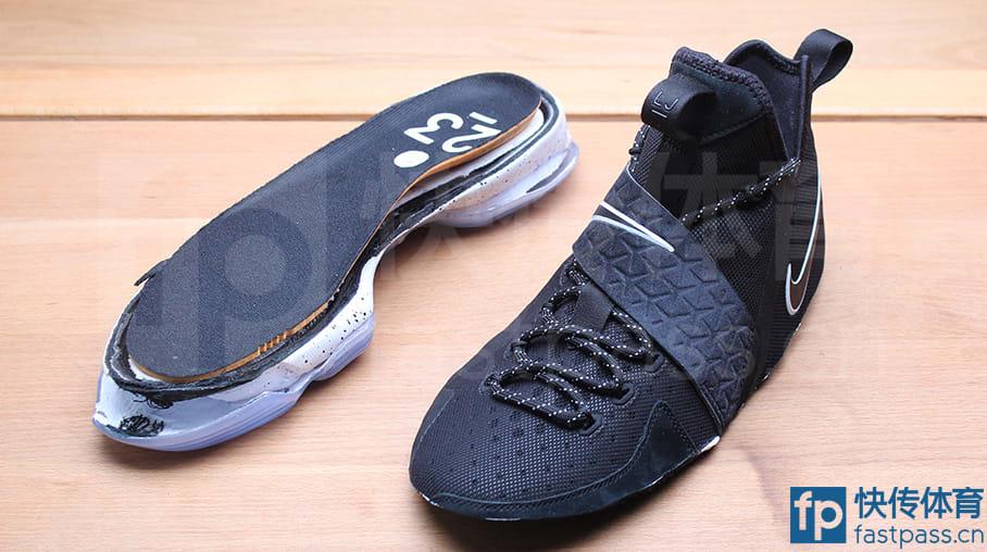 Inside the Nike LeBron 14