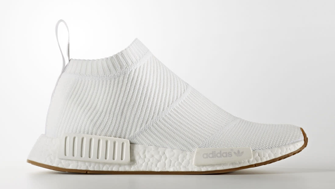 adidas NMD_CS1 White Gum Sole Collector Release Date Roundup