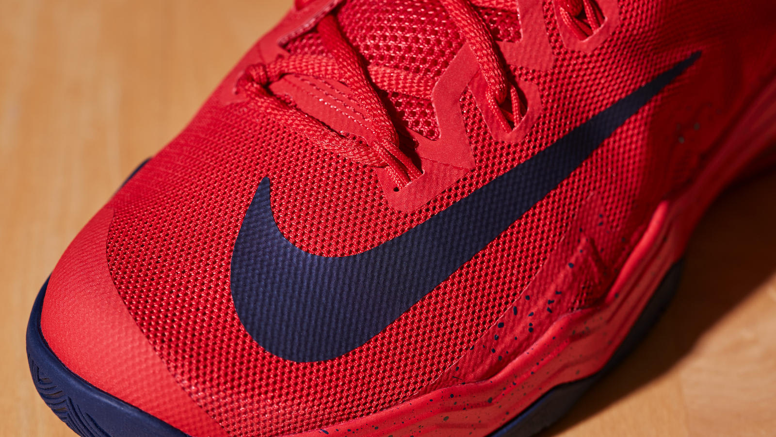 Anthony Davis Nike Bryce Dejean Jones Sneakers Toe