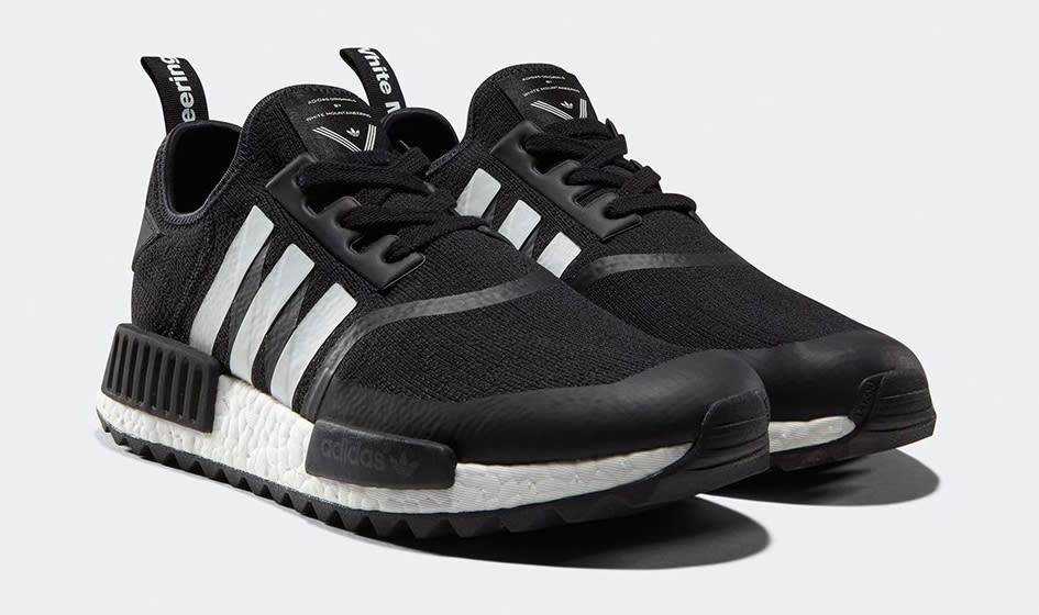 White Mountaineering Adidas NMD Trail Black