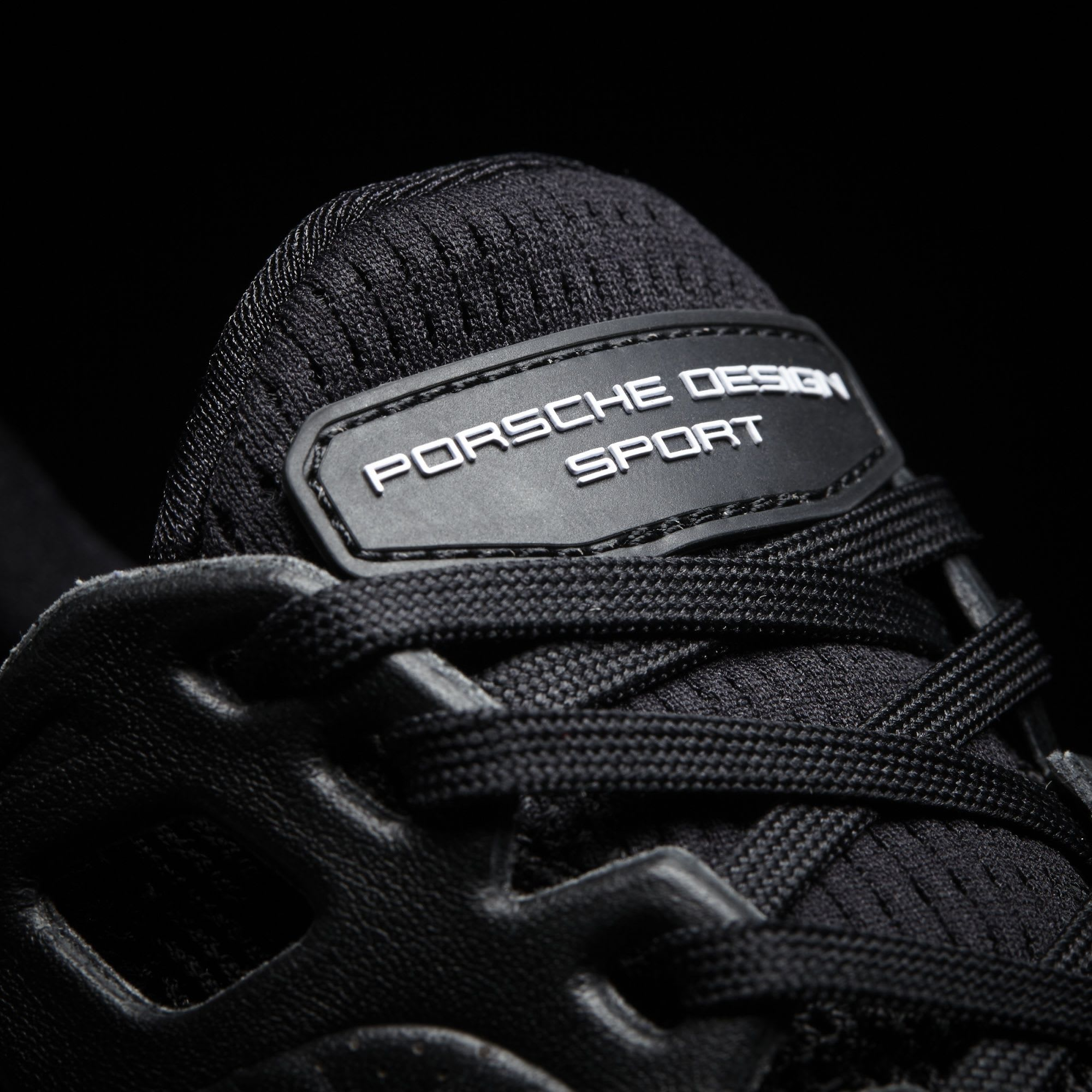 detailed look d2ec4 5db78 ... ADIDAS-PDS-ULTRA-BOOST-TRAINERS  timeless design 530d9 27508 Image via  Adidas Triple Black Porsche Adidas Ulta Boost BB5537 Tongue ...